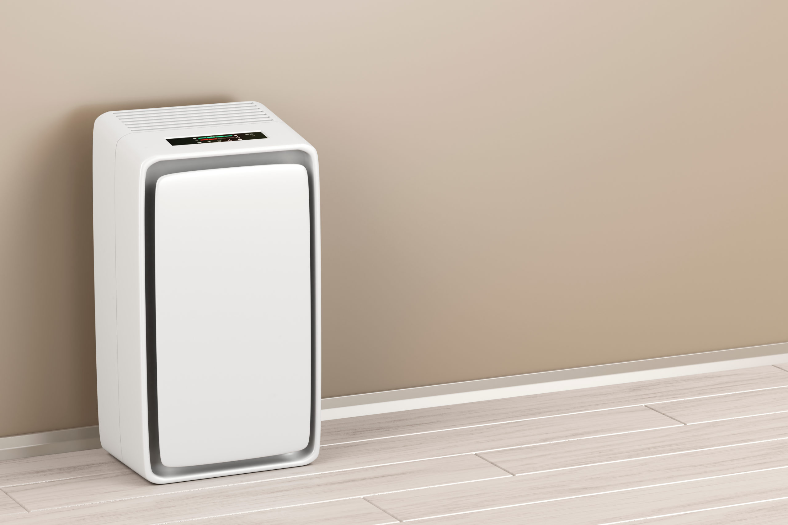 Air Purifier Picture for Application Page